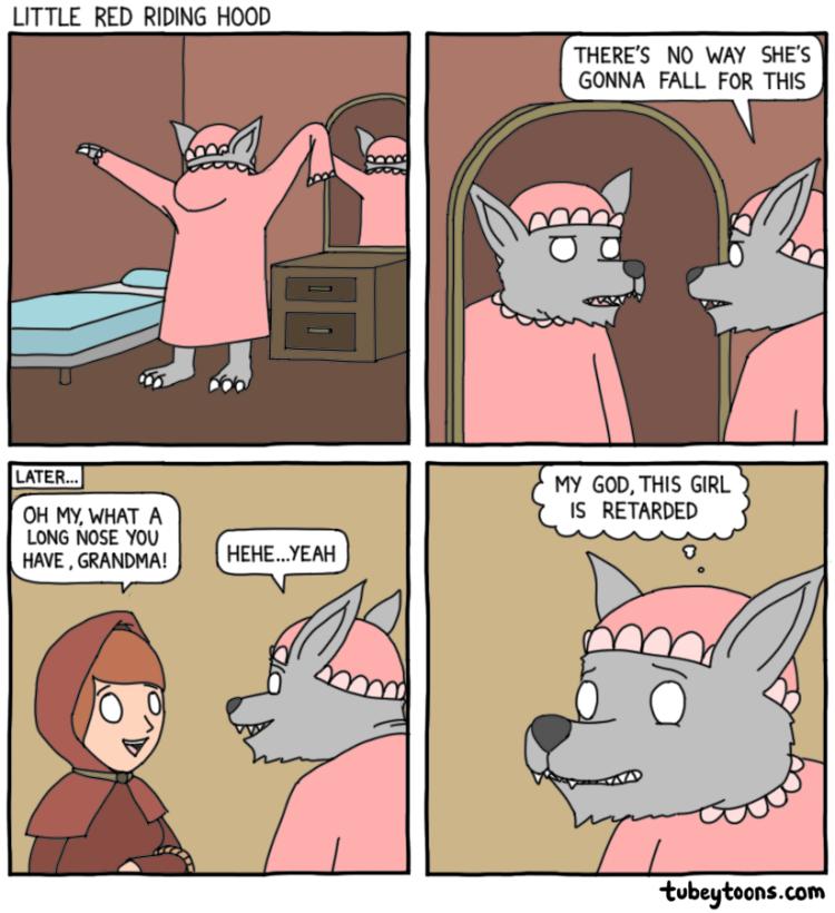 She just tolerates wolfkins you everythingphobe