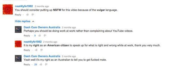 fcking australians ..