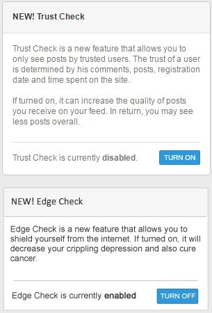 *disabling our new feature may result in a permaban