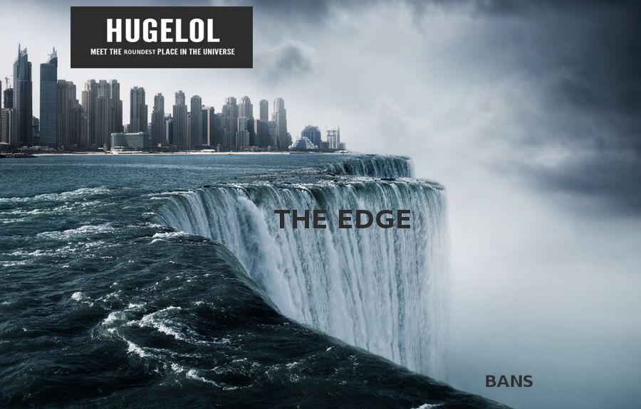 The Edge of Hugelol