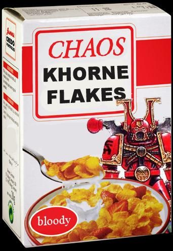 For a full heretical breakfast eat...