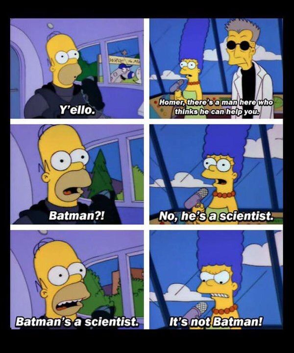 Homer Simpson Wedding Quotes: My Favourite Moment In The Simpsons