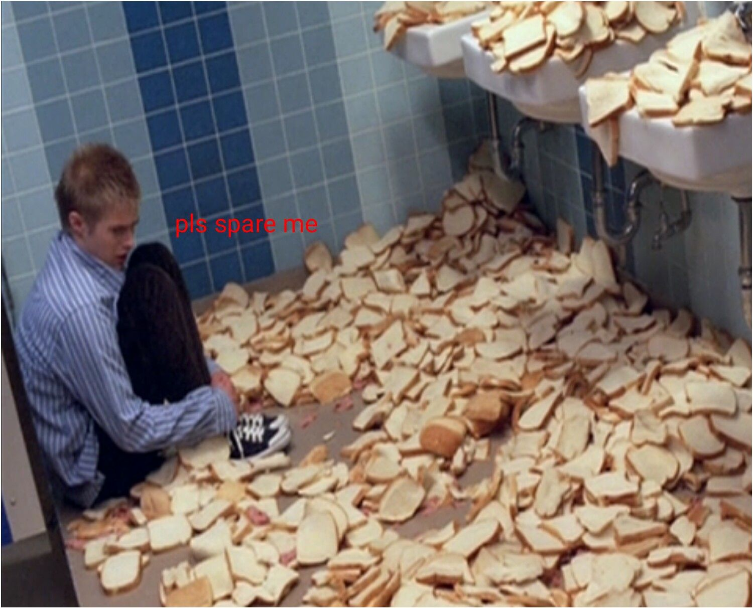 Mfw I hear rumours about a new bread raid