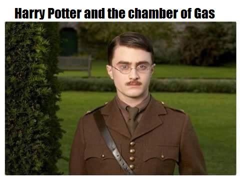 You're a bigot Harry