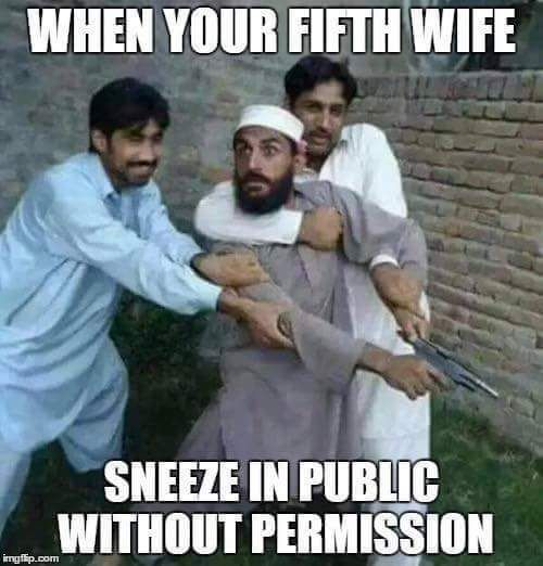 Absolutely haram