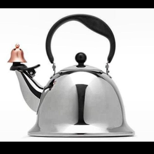 How edgy can a teapot possibly be?