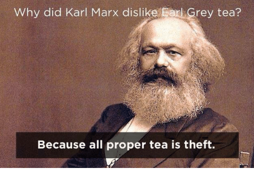 Maybe that's why the admins ban teapots?