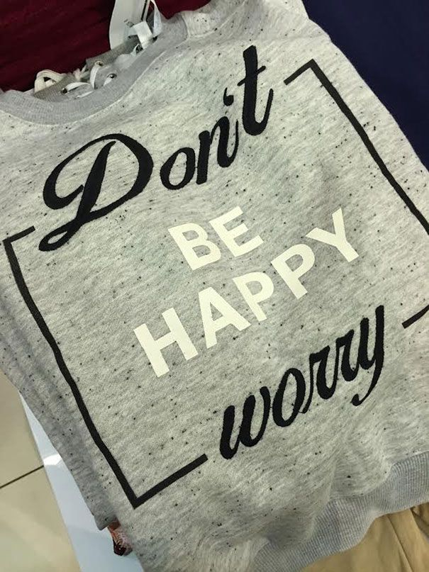 That's my motto!