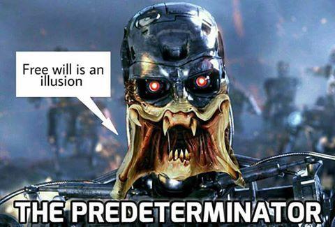Pseudo-philosophical meme