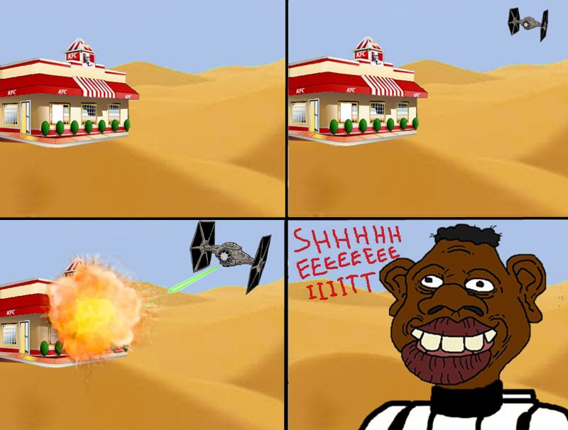 Leaked concept art of a deleted scene from Episode VII