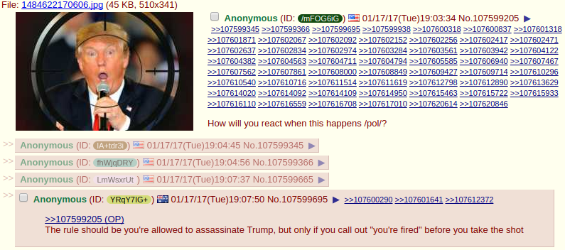 and they say /pol/ is all bad