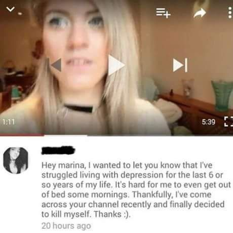 Samaritan youtuber