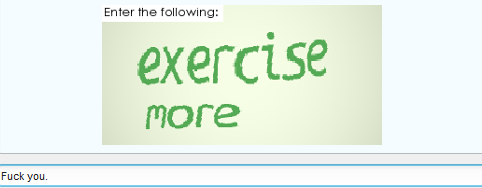 When even captcha is your enemy
