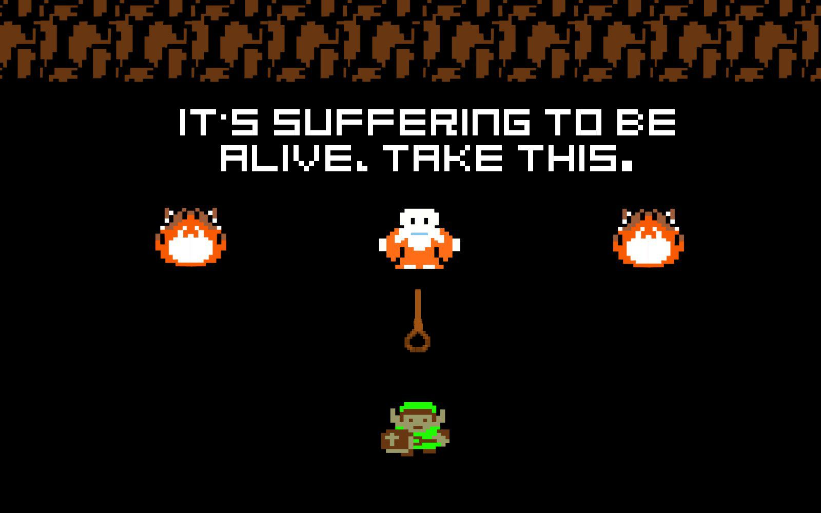 Life lessons in video games