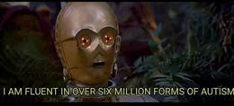 that C-3PO unit sure is smart