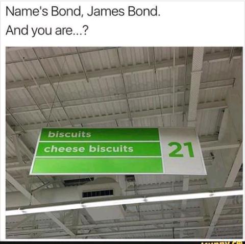 Nice to meet you bond
