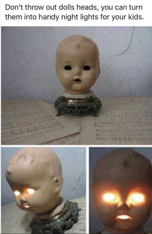 Handy nightlights for your kids they said