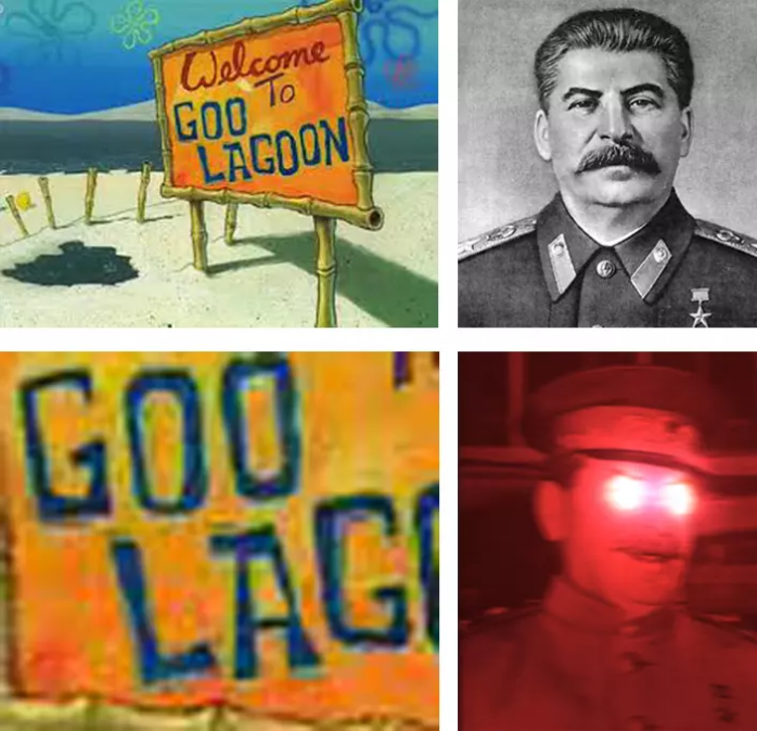 Who Leads The Red Army Just Under The Sea?