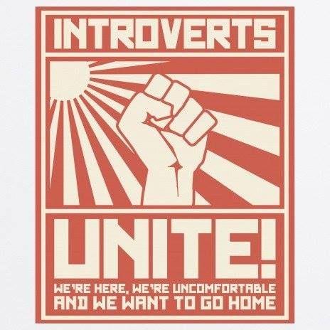 Introverts Unite!