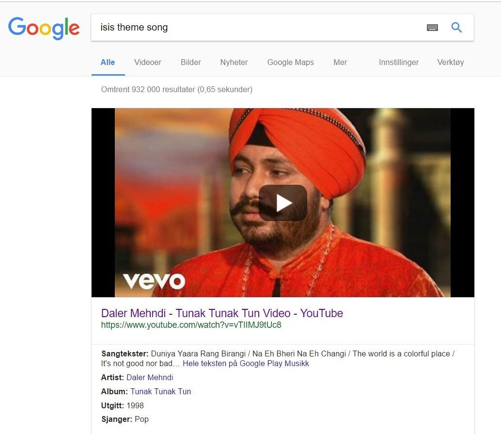 Google v theme song - Is There Anything Google Doesn T Know