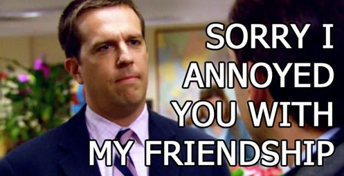 When no one texts me back
