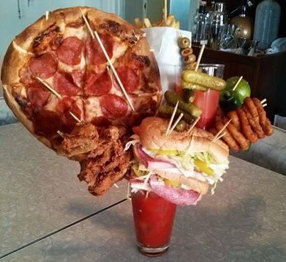 Bloody Hell! The $60 Bloody Mary .