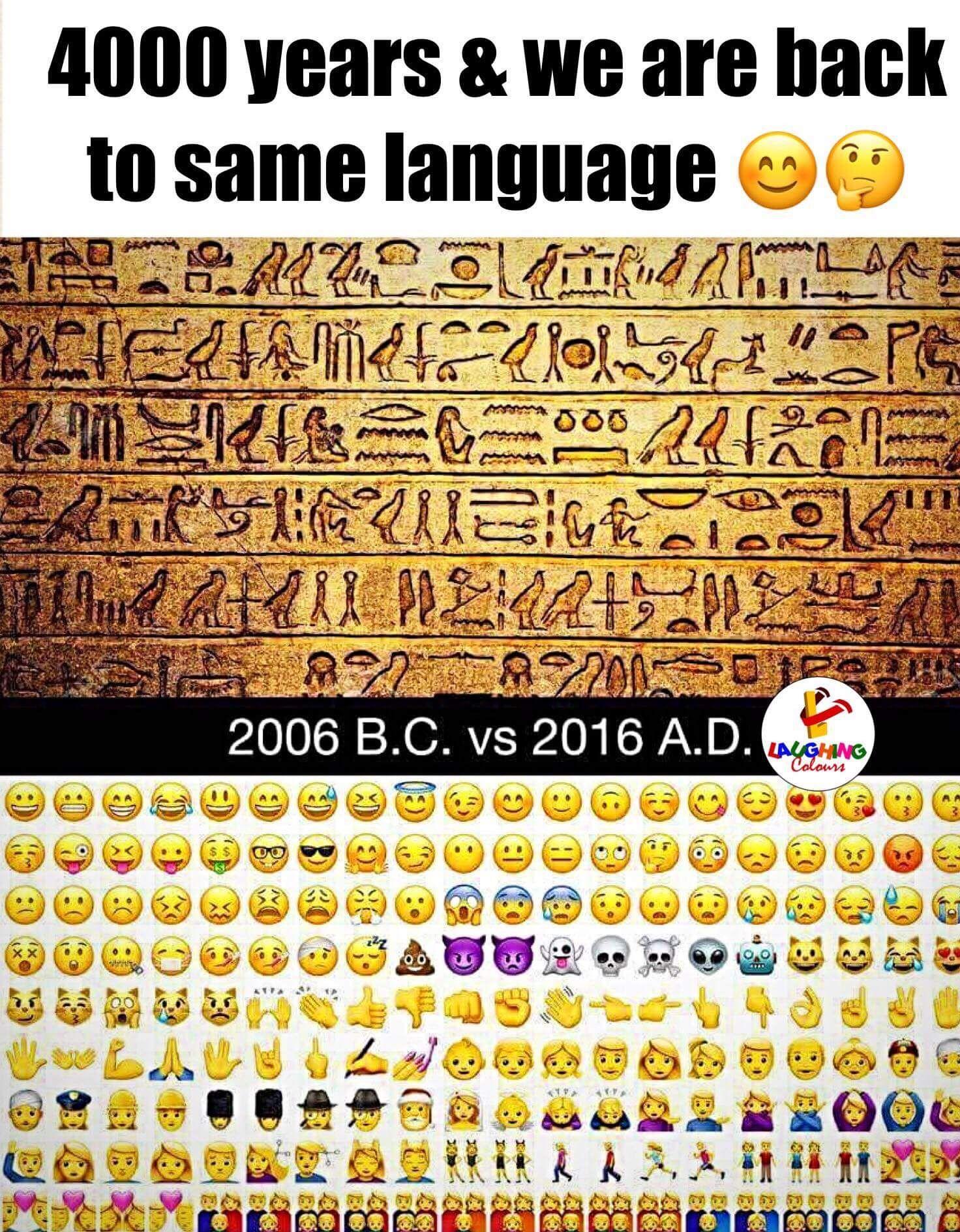 4000 years...