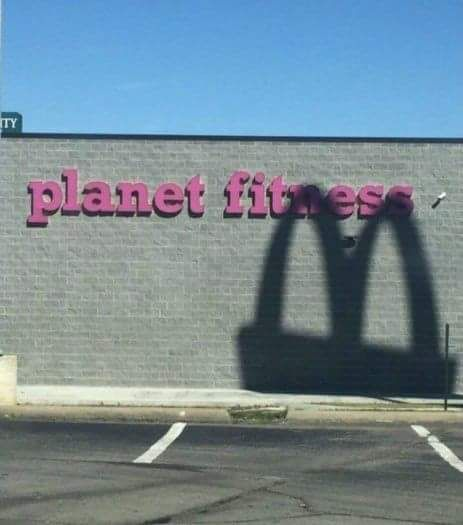 When you're trying to get healthy but your demons keep haunting