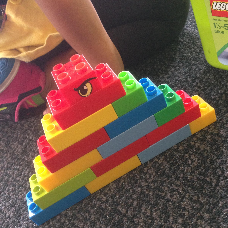Hey guys, I think my 6 year-old may be Illuminati