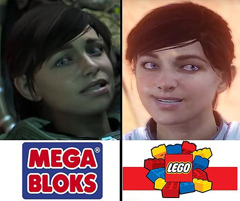 Reminder that Mega Bloks should be blokked