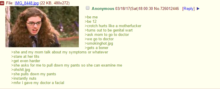 Anon goes to the doctor