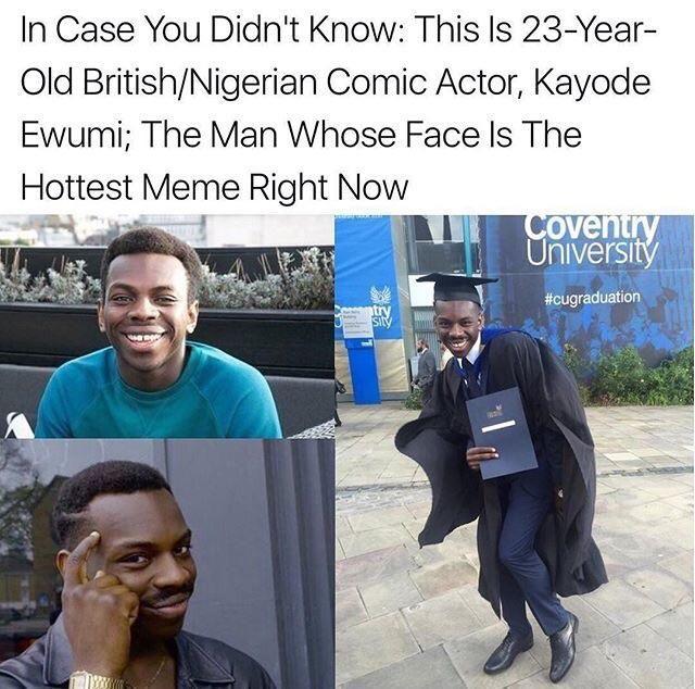 He has been found!