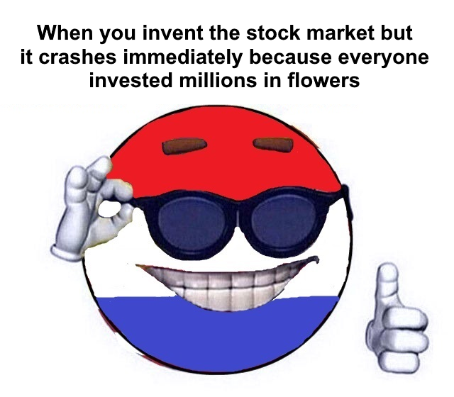 Like every capitalistic country eventually