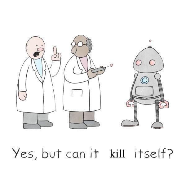 When hugelolers makes a robot