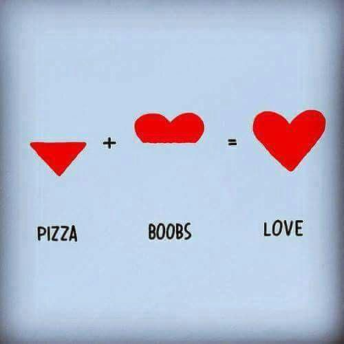Love is Pizza