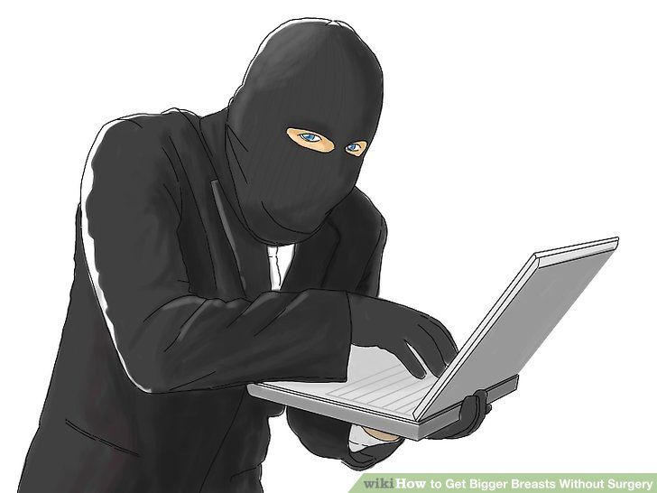 What hackers are really searching for