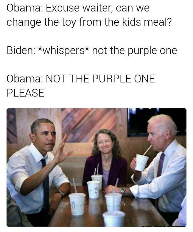 Living meme Joe
