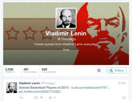 Wise quotes from Lenin