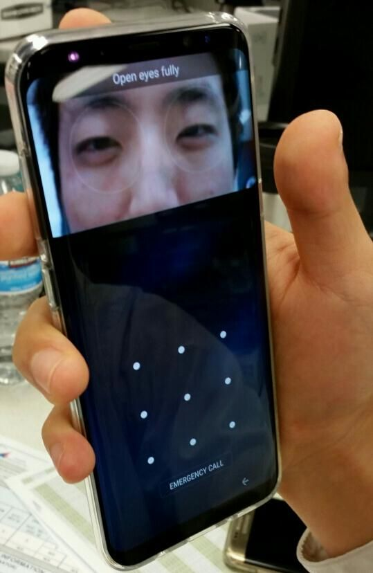 The Galaxy S8 hate on Korean