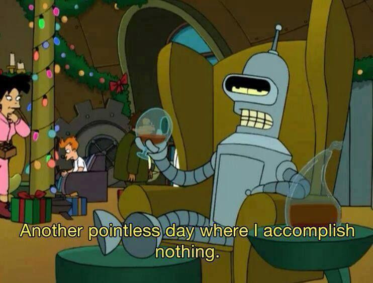 Bender's Philosophy