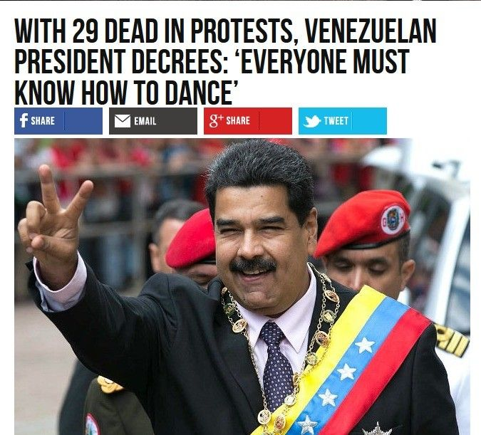 Socialism is about equal rights in dancing.