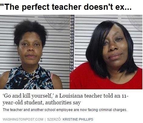 When teaches help you follow your dreams