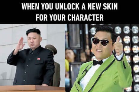 PSY is just Kim Yong in disguise