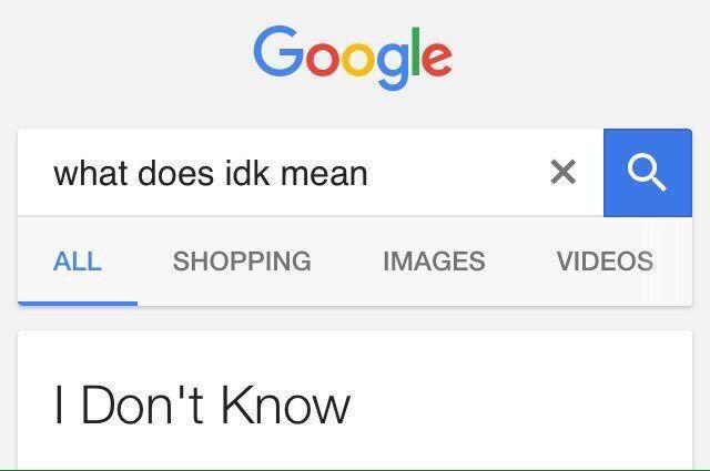Google is ***ing useless