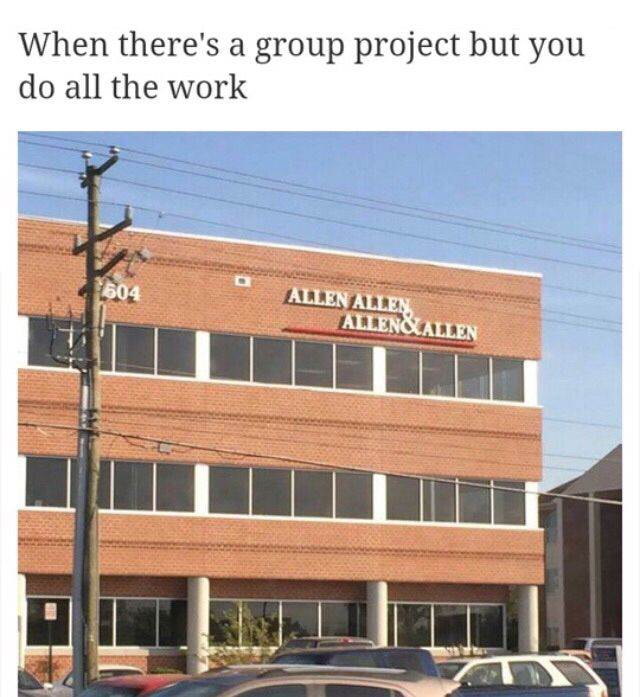 Group Projects.....