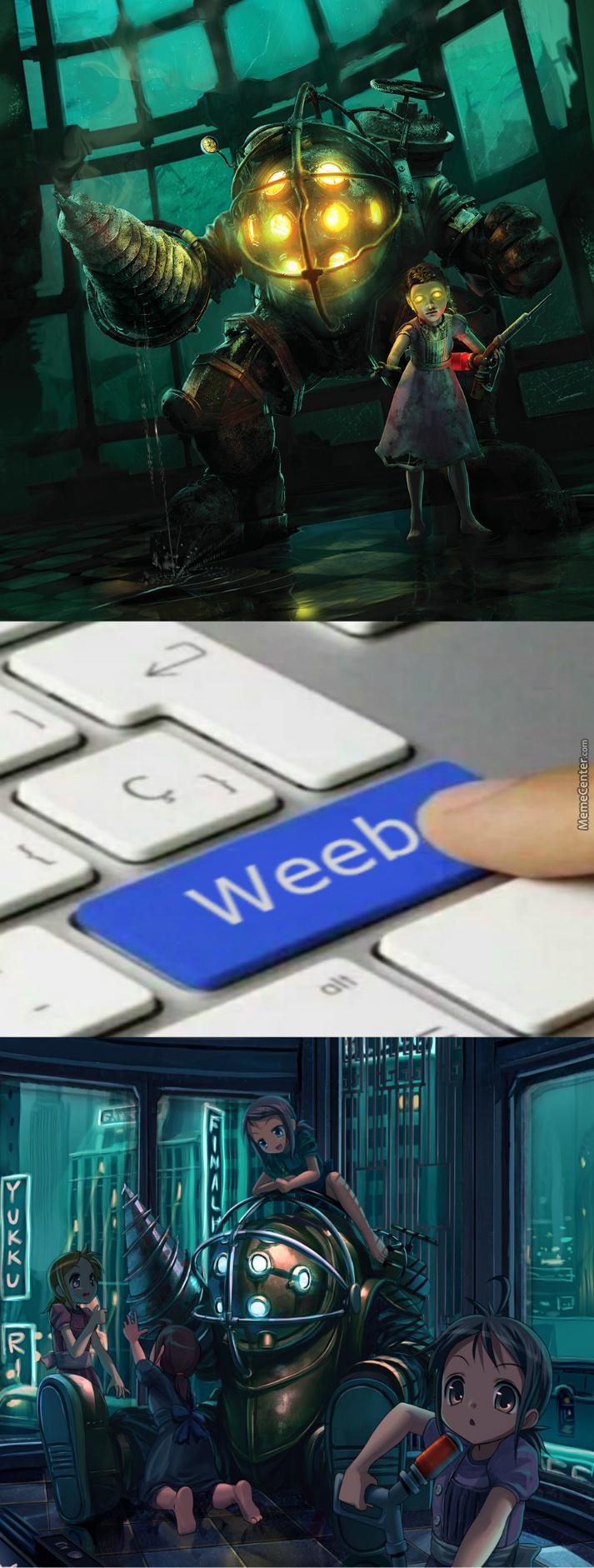 Weeb-o-shock