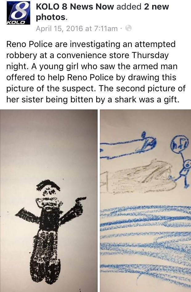 Future Police Sketch Artist