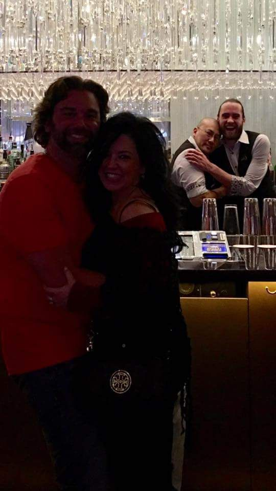 Photobomb Level: Bartender