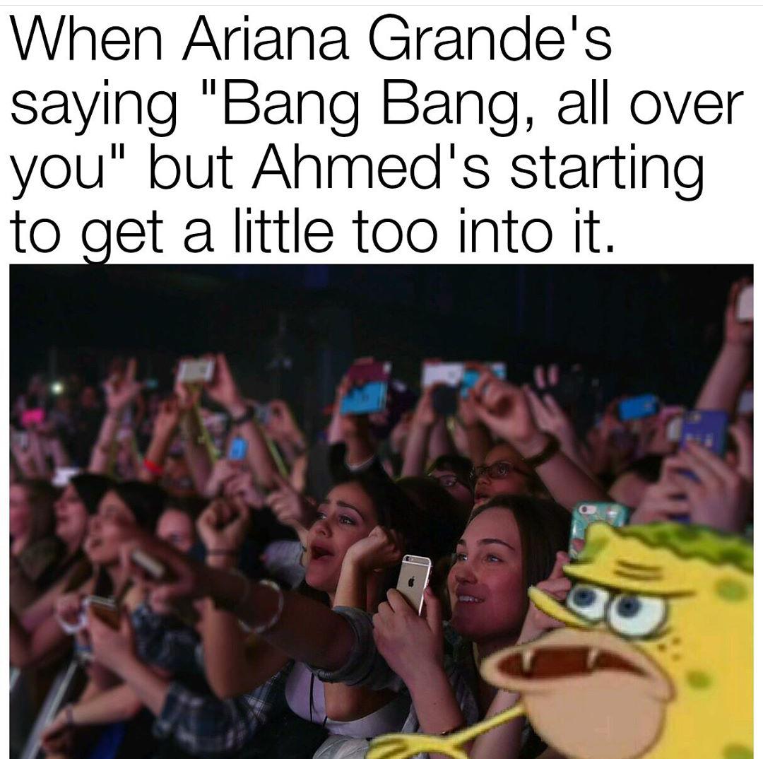 Old spongebob meme