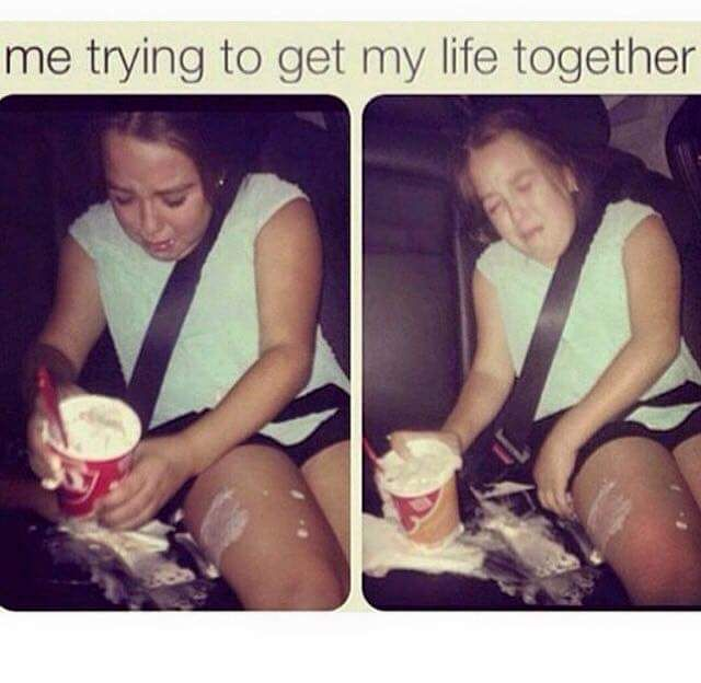 Ive never related to something more in my life